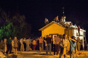 В Харькове возведен обыденный храм во имя мира на нашей земле