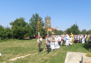 День святого пророка Божия Илии —  престольный праздник в поселке Высокий