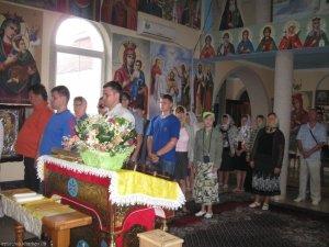 Паломническая поездка к святыням Закарпатья для незрячих