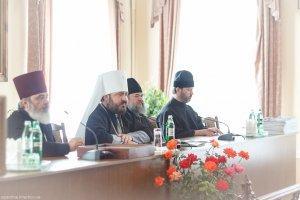 В канун Церковного новолетия митрополит Онуфрий дал комментарий о жизни Харьковской епархии