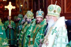 Митрополит Онуфрий принял участие  в торжествах Одесской епархии