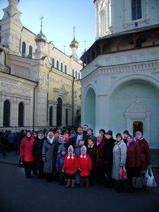 Паломничество к Афонским святыням