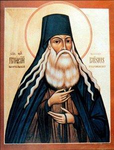 Преподобный Паисий (Величковский) (1722-1794)
