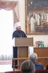 В Харькове открылись сборы военного духовенства УПЦ