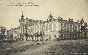 Церкви улицы Семинарской (Володарского)