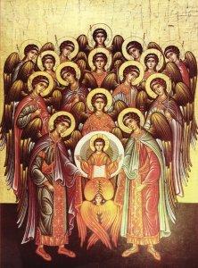 Ангельский покров над нами