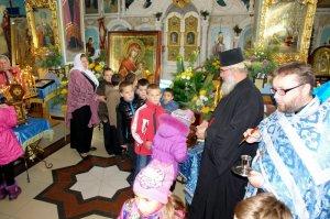Афонские святыни в Харькове