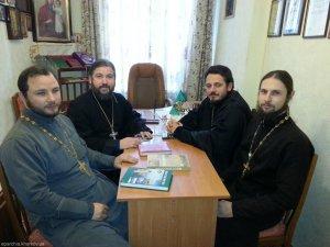 В Управлении Харьковской епархии состоялся круглый стол