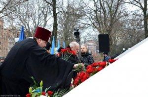Клирик епархии принял участие вцеремонии, посвященной памяти ликвидаторов аварии на ЧАЭС