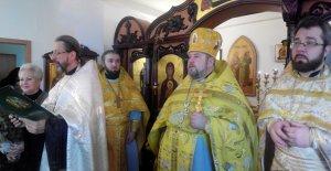 Престольный праздник в честь  Спиридона Тримифунтского