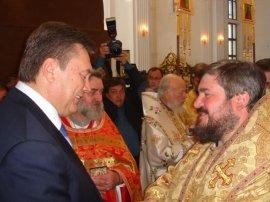 Епископ Онуфрий посетил Донецкую епархию