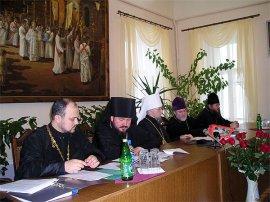 27 декабря в Харькове прошло годовое епархиальное собрание
