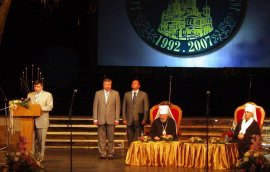 Відбулася святкова Академія, присвячена 15-річчю Харківського Собора