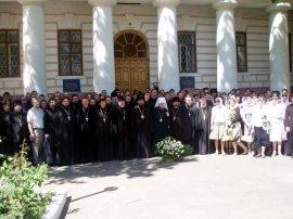 В Харківській Духовній Семінарії – 11 випуск.