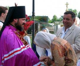 Рождество Святого Пророка Предтечи и Крестителя Господня Иоанна