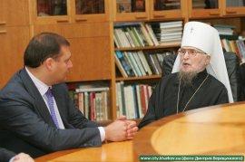 Два храма планируется возвести в Харькове в 2008 г.
