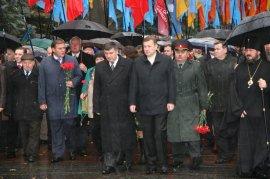 День освобождения Украины от немецких захватчиков