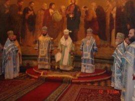 Праздник Озерянской иконы Божией Матери – покровительницы Слободского края