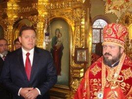 100-летие освящения Александро-Невского храма в Харькове