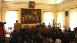 В  Епархиальном Управлении прошло годовое собрание духовенства Харьковской епархии
