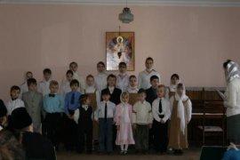 Состоялся праздничный концерт Воскресных школ