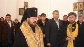 Освящена воскресная школа в. с. Чернещина Боровского р-на Харьковской обл.