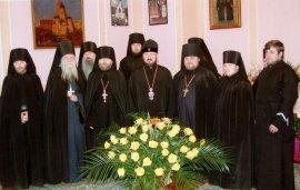 Архиепископ Онуфрий отметил свой день рождения