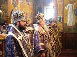 Архиепископ Изюмский Онуфрий посетил Белгородскую епархию