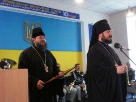 Церковных грамот удостоены сотрудники пенитенциарной системы Харьковской области
