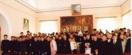 Завершение учебного года в Харьковской Духовной Семинарии