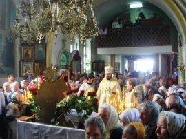 Праздник равноапостольных царя Константина и царицы Елены