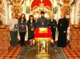 Журналисты награждены грамотами Харьковской епархии