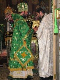 День Святой Троицы. Пятидесятница. Сошествие Святаго Духа на апостолов.