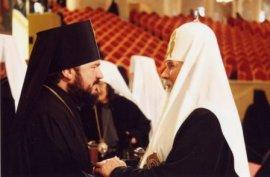 Архиепископ Онуфрий принял участие в работе Архиерейского собора РПЦ