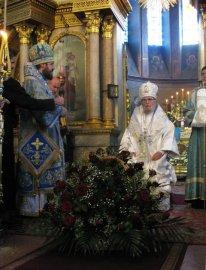 День архиерейской хиротонии митрополита Никодима