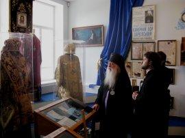 Харьковскую епархию посетил архиепископ Уральский и Гурьевский Антоний