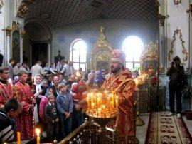 Перенесение святых мощей благоверного князя Александра Невского