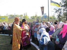 Крестный ход вокруг  Харькова
