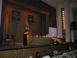 Архиепископ Онуфрий принял  участие в XIV съезде потребительской кооперации