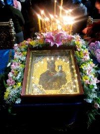 Праздник Озерянской иконы Божией Матери