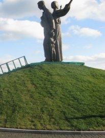 Освячений Меморіал пам'яті жертв голодомору 1932-1933 років